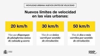 Los agentes de la Policía Local aumentarán su presencia en ciertas zonas para asegurarse de que se cumplen los renovados límites de velocidad
