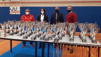Los mejores clubes participarán en la Copa Federación de Clubes de Halterofilia Sub16 y Sub18