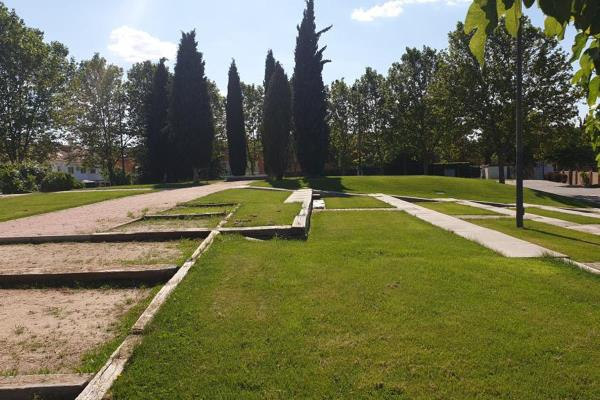 Villaviciosa de Odón reabre los parques de San Babilés y El Mirador