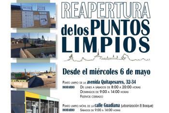 A partir del 6 de mayo, tanto el fijo de la calle Quitapesares como el móvil de la calle Guadiana estarán operativos