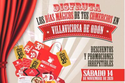 Lee toda la noticia 'Villaviciosa de Odón se suma al programa regional 'Comercios mágicos' para dinamizar la venta de proximidad a través de espectáculos'