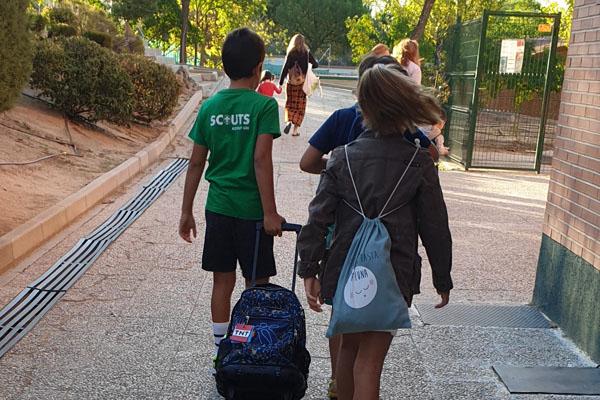 El ayuntamiento repartirá mascarillas al alumnado de colegios públicos y privados