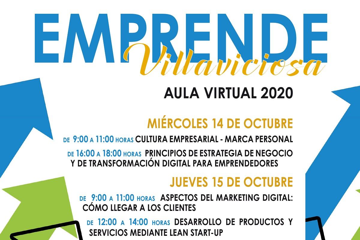 El ayuntamiento de Villaviciosa celebrará del 14 al 16 de octubre unas sesiones de desarrollo empresarial
