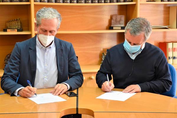 Villaviciosa y el DUX Internacional de Madrid hacen oficial su acuerdo