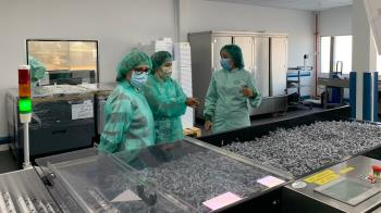"""La empresa farmacéutica ha acogido a alumnas del Programa """"Empléate desde la Igualdad"""""""