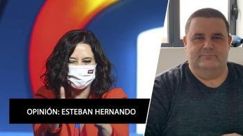 Artículo de Esteban Hernando