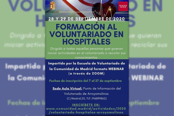 Voluntariado en Hospitales