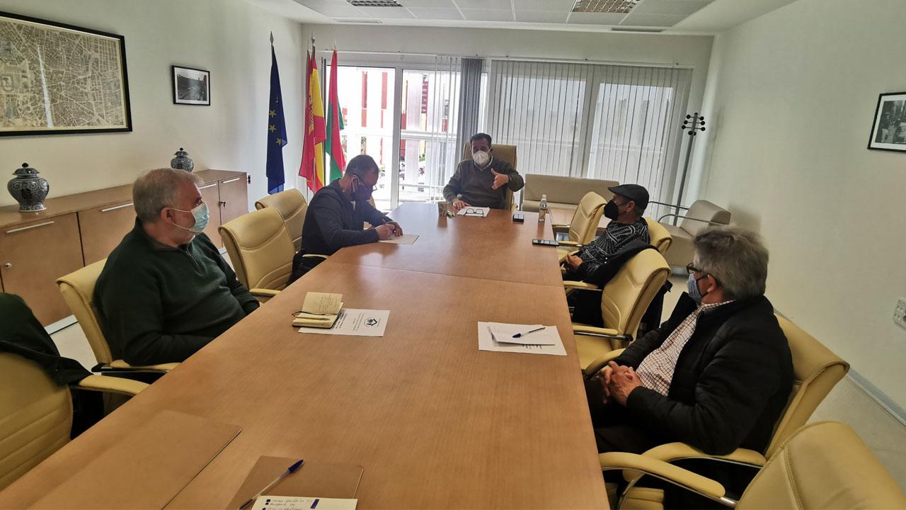 Nueva reunión entre el Concejal de Servicios Sociales y la Plataforma de Pensionistas de Coslada