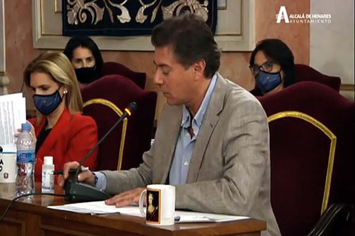 El grupo municipal se une al PSOE en su propuesta de completar la construcción del IES Francisca de Pedraza