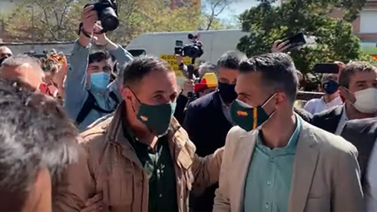 Israel Díaz crítica el suceso de condenas al concejo mostoleño
