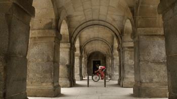 La quinta etapa se disputa en San Lorenzo del Escorial