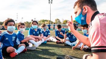 Los niños y niñas podrán disfrutar del Campus impulsado por Marcelo, jugador del Real Madrid, y Caio Alves