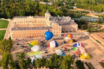 Los cielos de la Comunidad de Madrid se llenarán de color con este espectáculo