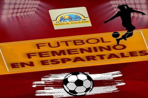 Vuelve el fútbol femenino a Espartales