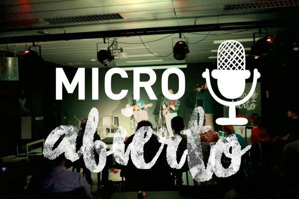 Vuelve el Micro Abierto de Rivas Vaciamadrid