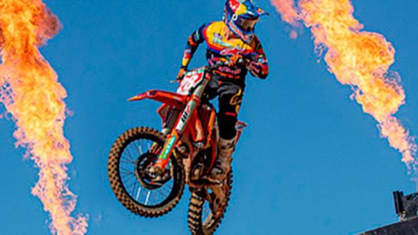 Vuelve el Mundial de Motocross al Xanadú
