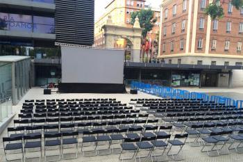 Las grandes pantallas del cine de verano estarán disponibles durante julio y agosto