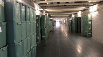 CCOO Sanidad denuncia la permisión de la CAM en mantener los residuos en los centros