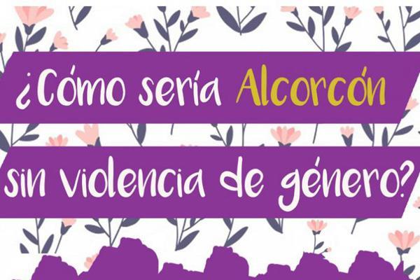 ¿Y si la violencia de género desapareciera en Alcorcón?