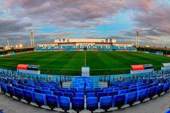 El club blanco estudia jugar en el Di Stefano para acelerar las obras de su estadio