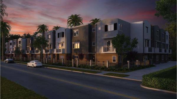 Este barrio nuevo de la ciudad aspira a contar con 2.500 viviendas en los próximos años
