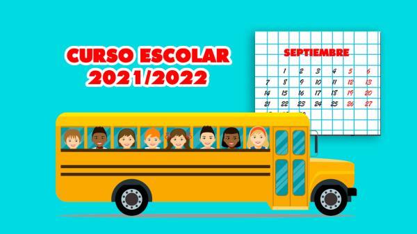¡Ya conocemos el calendario del próximo curso escolar 2021/22!