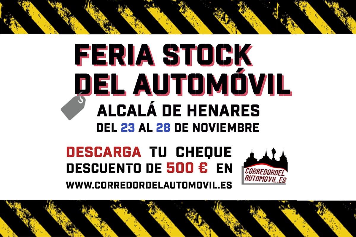 La Plataforma de Concesionarios de Alcalá de Henares celebra la primera edición de este evento del 23 al 28 de Noviembre