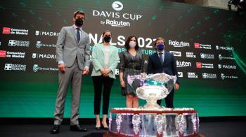 Madrid ha presentado el torneo de tenis más prestigioso del mundo