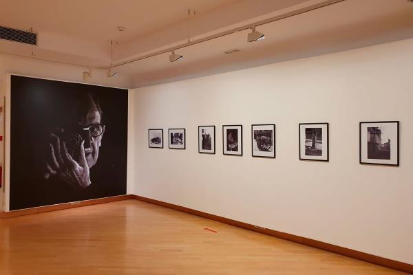 Ya puedes visitar la exposición homenaje a Baldomero Perdigón