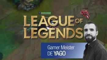 Yago Alfaro habla de League of Legends