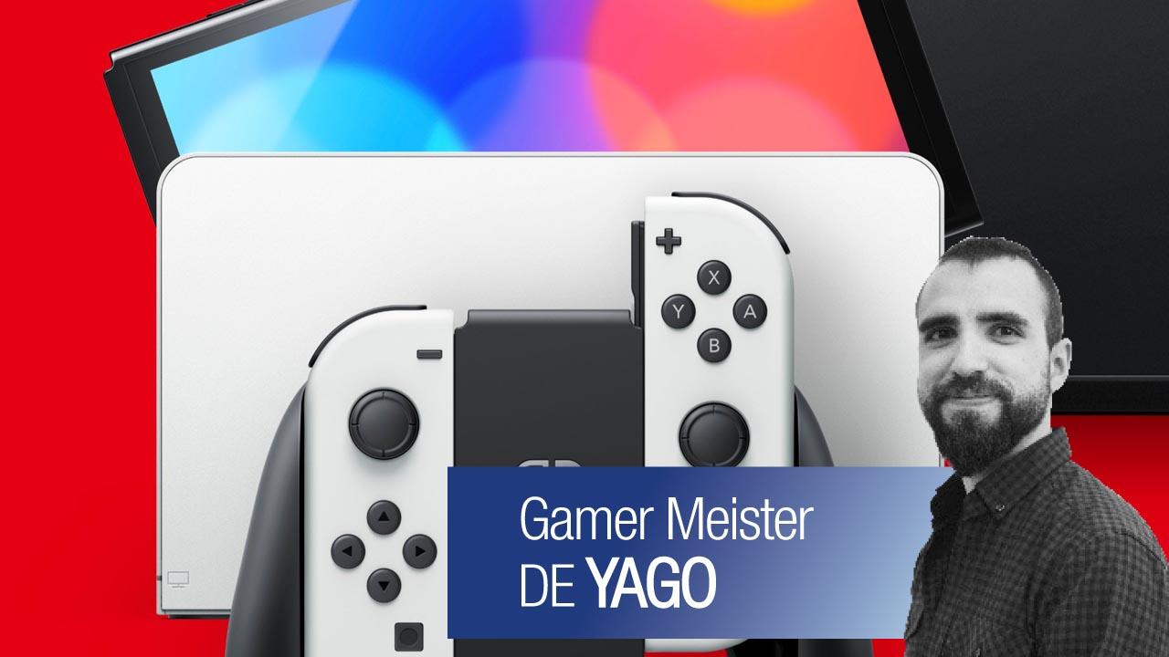 Yago Alfaro habla de la nueva Nintendo Switch 2