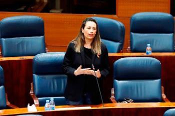 La que fuera concejala del PP de Pozuelo desde 2003 hasta 2010 aterriza en el municipio para 'coser' al partido