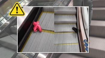 Metro de Madrid, advierte del peligro de engancharse los zapatos